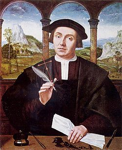 Quentin Matsys: Portrait of a Notary (early 16th Century)